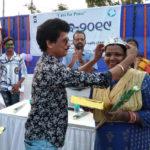 Bhubaneswar slum shines with Raja Queens