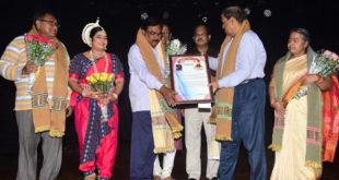 Saptaranga Festival organised by Mrudugunjan