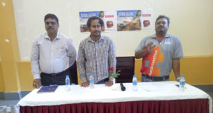 EXIDE Battery company organised mechanic and Authorised Dealer meet