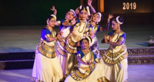 Viewers mesmerized in the recitals of Odissi and Mohiniyattam