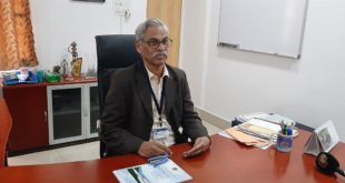 Prof. I. Ramabrahmam joined as the Vice-Chancellor of Central University of Odisha