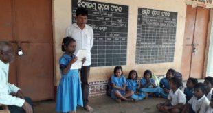 Reading skill test competition for students held in Khurda